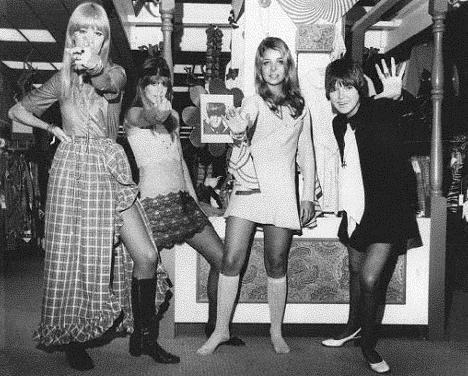 historia de la musica de los 60: