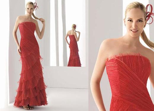 vestidos de noche elegantes. de vestidos de fiesta 2010