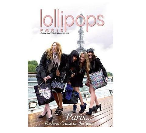 Lollipop, los bolsos que se llevan esta temporada