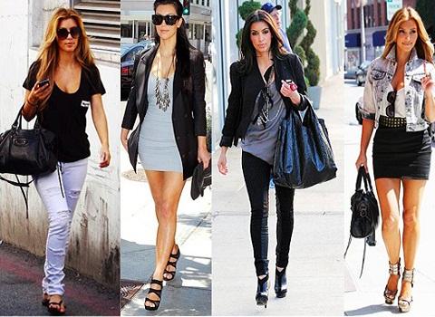 El Estilo De Kim Kardashian
