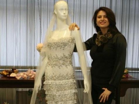 vestido de novia con cristales swarovski – estilos de moda – moda