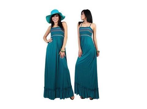 Vestidos largos para las mujeres