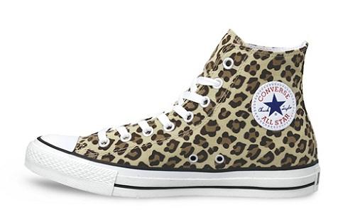 converse leopardo