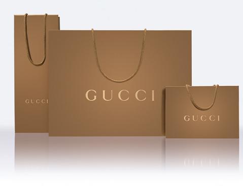 Las ecológicas bolsas de Gucci