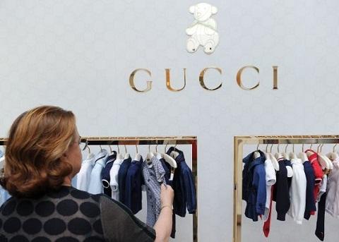 Las colecciones de ropa para niño de Gucci y Fendi