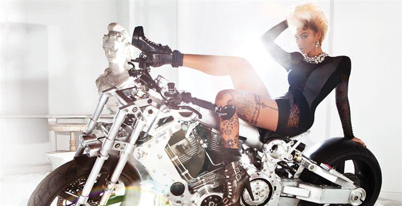 beyon 4 Beyoncé en la nueva colección de moda Deréon