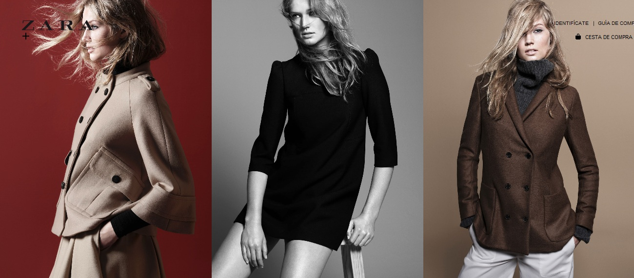 Catálogo Zara online – Estilos de moda – Moda, estilo y