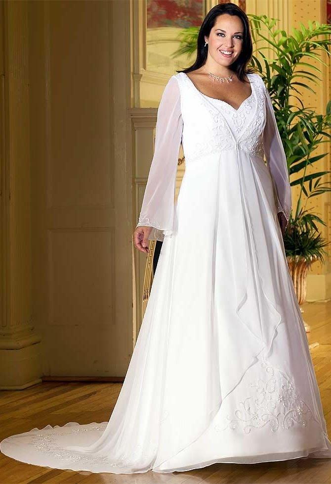 Vestidos de boda talla 50