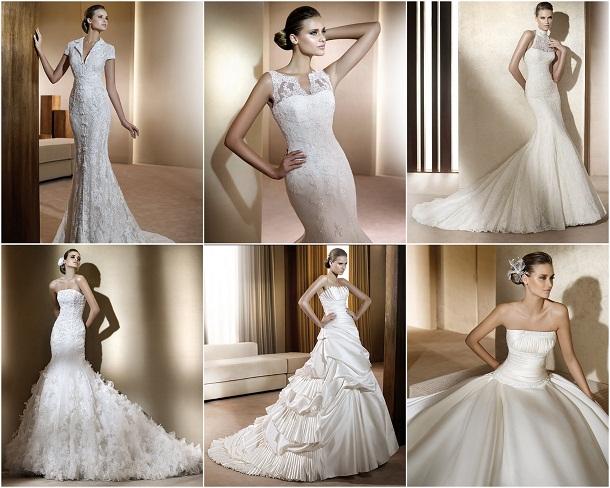 vestidos pronovias colección 2011 – estilos de moda – moda, estilo y