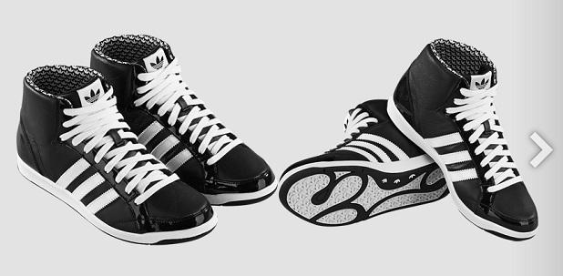 zapatillas adidas de mujer botitas