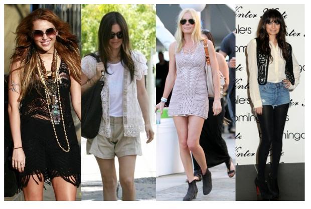 Tendencias primavera 2011 ropa de ganchillo - Tendencias en ropa ...