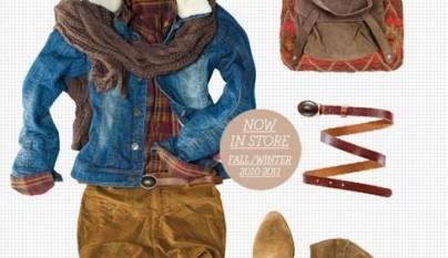 Pull Bear catalogo otono invierno 1
