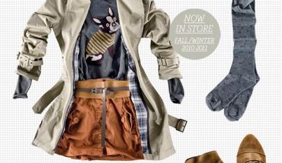 ropa pull bear invierno 22