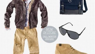 ropa pull bear invierno 25
