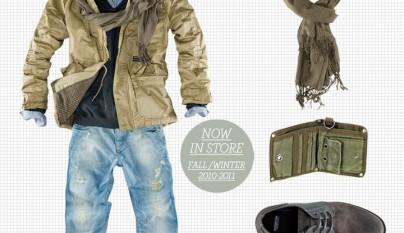 ropa pull bear invierno 42