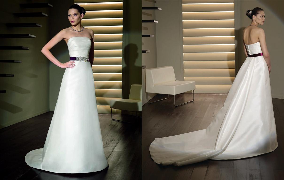 Vestidos de Novia d\'Art 2012