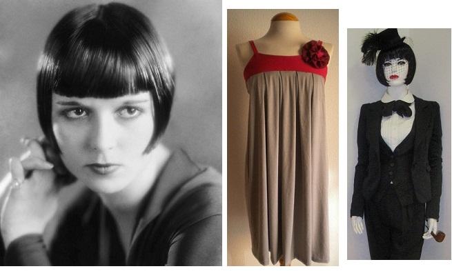 años20 Moda años 20: el vestido flapper