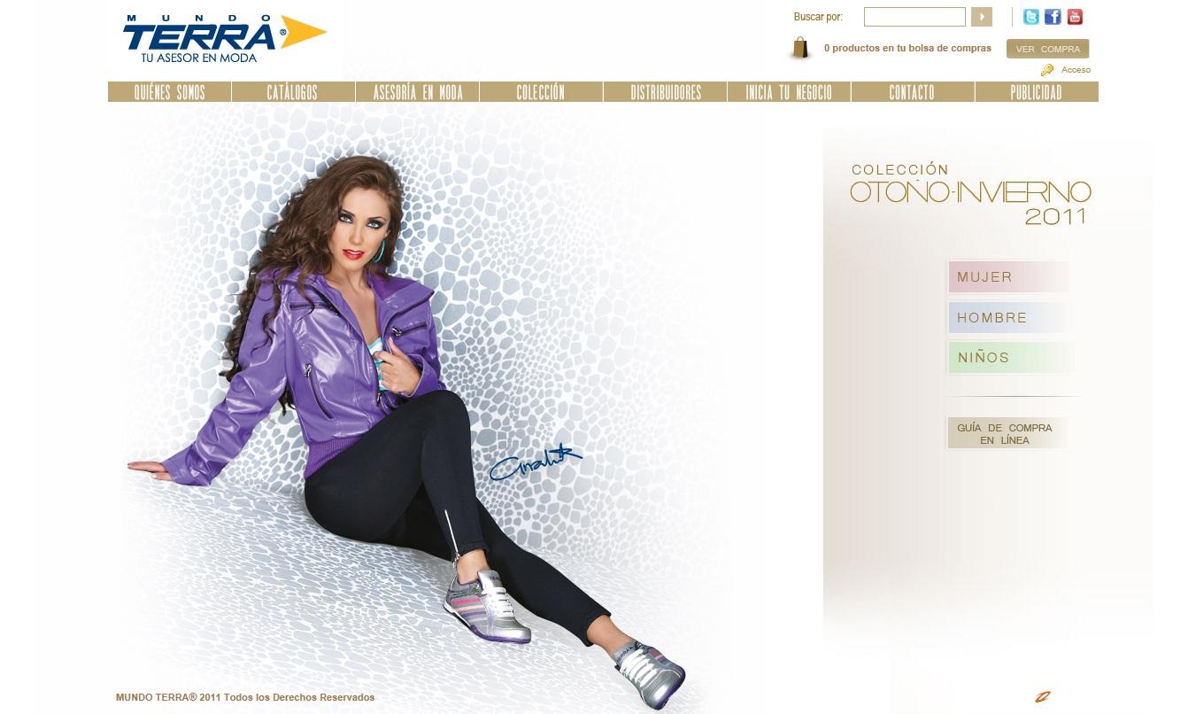 Catálogo Terra otoño-invierno 2011-2012