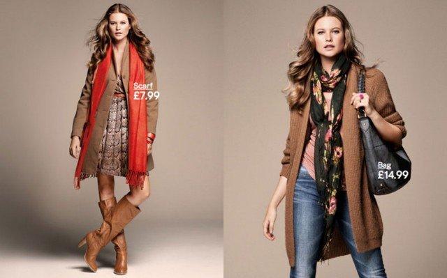 Colección Behati Prinsloo para HM otoño invierno 2011 1 Colección Behati Prinsloo para H&M otoño invierno 2011