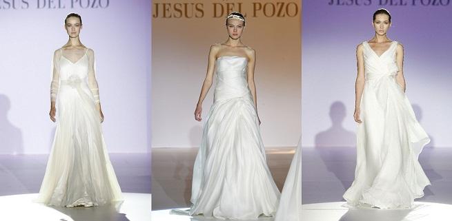 vestidos de novia jesús del pozo 2012 – estilos de moda – moda