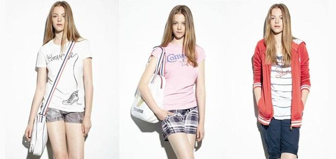 97f1553b8be1c Colección de ropa Converse primavera-verano 2012 – Estilos de moda ...