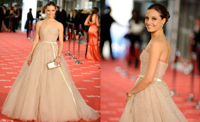las mejor vestidas de los goya 2012 5 Las mejor vestidas de los premios Goya 2012