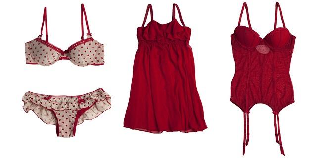 ropa interior para san valent n 2012
