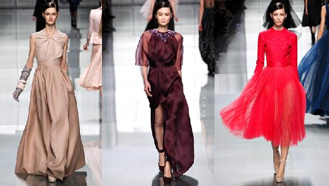 Moda mujer Christian Dior otoño-invierno 2012/2013