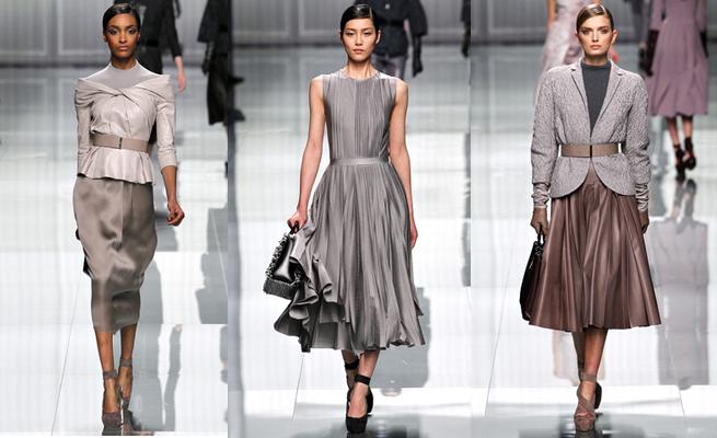 colección Dior otoño 2012 3 Colección de Dior otoño invierno 2012