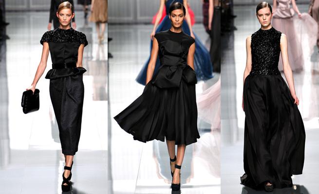 colección Dior otoño 2012 Colección de Dior otoño invierno 2012