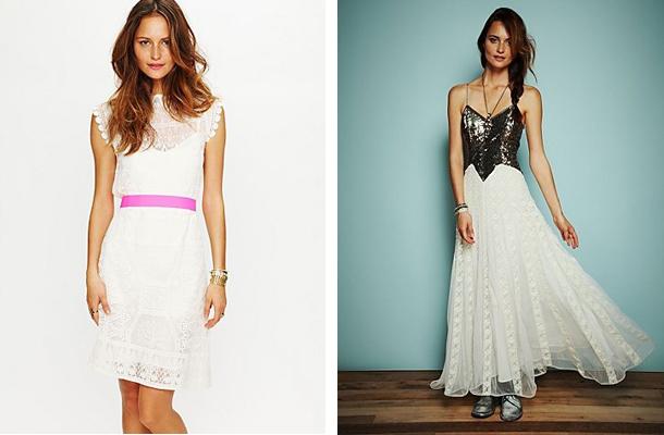 Comprar un vestido de novia por menos de 600 euros