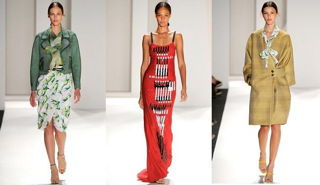 9bc3791c4a Una de las colecciones para esta primavera-verano que aun no te hemos  presentado es la de Carolina Herrera. La diseñadora venezolana ha creado  una colección ...