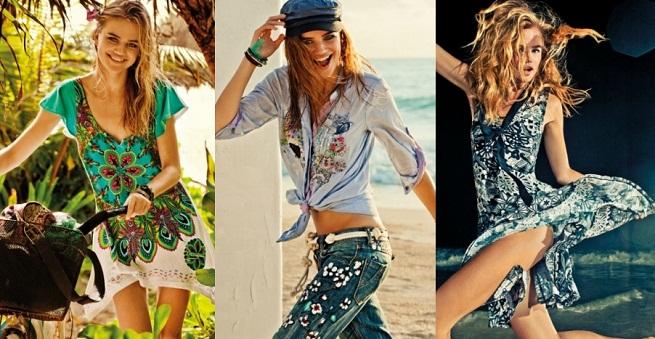 Colección Desigual verano 2012 – Estilos de moda – Moda 0fdd6a38b727