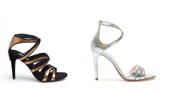 Zapatos Uterque primavera verano 20121 Zapatos Uterqüe primavera verano 2012