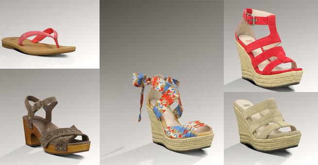 3a5e48a1bc4 Colección Ugg Australia primavera-verano 2012 – Estilos de moda ...