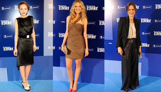 los mejores looks de los premios conde nast traveler Los mejores looks de los Premios Condé Nast Traveler