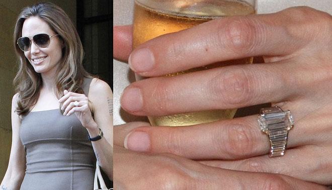 0e7e32693 Los vestidos de novia de Angelina Jolie – Estilos de moda – Moda ...
