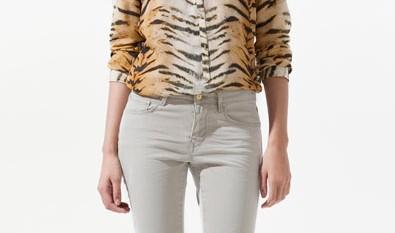 Insitinto felino en la coleccion de otono-invierno 2012-2012 de Zara1