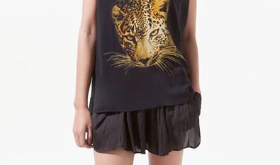 Insitinto felino en la coleccion de otono-invierno 2012-2012 de Zara5
