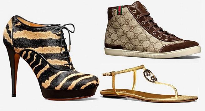 Zapatos Invierno Gucci