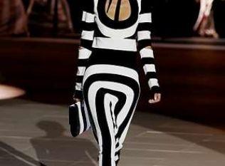 Muchas rayas en el desifile de Marc Jacobs en la Semana de la Moda de Nueva York10