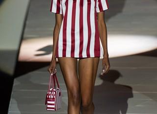 Muchas rayas en el desifile de Marc Jacobs en la Semana de la Moda de Nueva York11