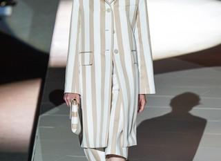 Muchas rayas en el desifile de Marc Jacobs en la Semana de la Moda de Nueva York12