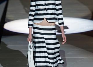 Muchas rayas en el desifile de Marc Jacobs en la Semana de la Moda de Nueva York13