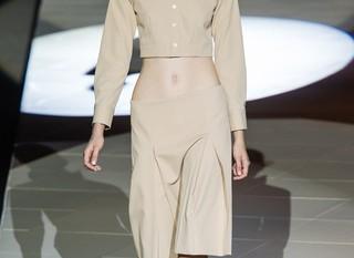 Muchas rayas en el desifile de Marc Jacobs en la Semana de la Moda de Nueva York16