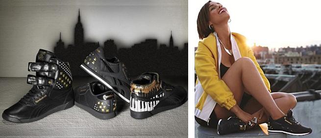 La colección de zapatillas de Reebok diseñada por Alicia Keys