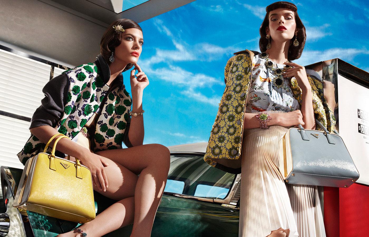 Tendencias Moda Primavera Verano 2013