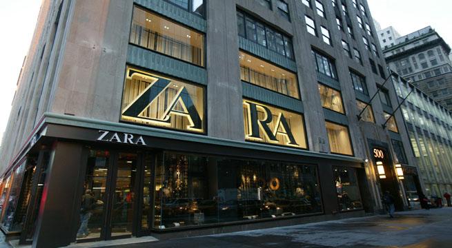 El nuevo concepto de tienda de zara llega a a coru a - Zara home coruna ...