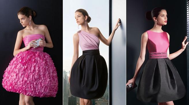 65aadc0c9 ... de la diseñadora tiene como protagonista el vestido globo con pétalos  de flor
