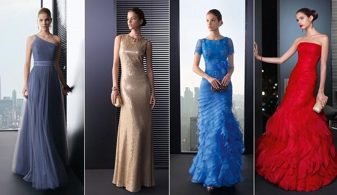 2ab8cf862 Vestidos largos de fiesta Rosa Clará 2013 – Estilos de moda – Moda ...